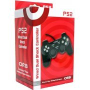 ORB Wired Dual Shock Controller
