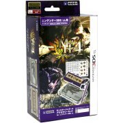 Monster Hunter 4 Accessory Set for 3DS LL (Japan)