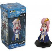 Gundam SEED World Collectable Pre-Painted PVC Figure Vol.1: Lacus Clyne (Hong Kong)