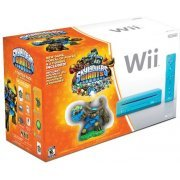 Nintendo Wii Bundle (incl. Skylanders Giants) (Blue) (US)