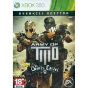 Army of Two: The Devil's Cartel (Overkill Edition) (Asia)