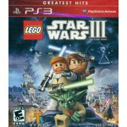 LEGO Star Wars III: The Clone Wars (Greatest Hits) (US)