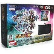 Nintendo 3DS LL - Super Robot Taisen UX Limited Model (Japan)