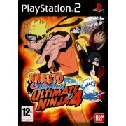 Ultimate Ninja 4: Naruto Shippuden (Europe)