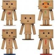 Yotsuba&! Revoltech Danboard Mini Company Collaboration Project (Japan)