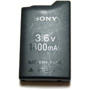 Sony PSP Battery Pack (3.6V 1800 MAH) (US)