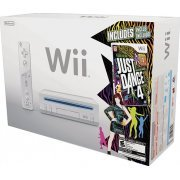 Nintendo Wii Console (White) - Just Dance 4 Bundle (US)