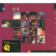 Andy Lau Collection [Gold Disc Warner+EMI Golden Reissue Series] (Hong Kong)