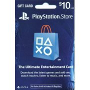 PlayStation Network Card (US$ 10 / for US network only) (US)