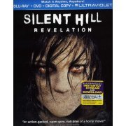 Silent Hill: Revelation [Blu-ray + DVD + UV Digital Copy] (US)