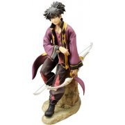 Tales of Vesperia 1/8 Scale Pre-Painted PVC Figure: Raven (Japan)