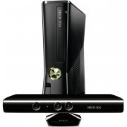 Xbox 360 Arcade Slim Console (250GB) Kinect Bundle incl. Kinect Adventures (Europe)