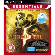 Resident Evil 5: Gold Edition (Essentials) (Europe)