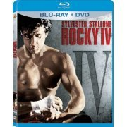 Rocky IV [Blu-ray + DVD Combo Pack] dts (US)