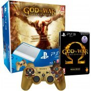 PlayStation3 God of War: Ascension Special Edition Bundle (Classic White) (Europe)