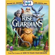 Rise of the Guardians 3D (US)