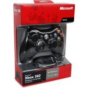 Microsoft Xbox360 Wireless Controller for Windows (Black) (Asia)