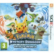Pokemon Mystery Dungeon: Gates to Infinity (Europe)