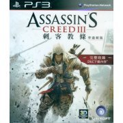 Assassin's Creed III: The Tyranny of King Washington (Chinese Version) (Asia)