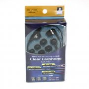 Fujiwork PlayStation Clear Earphone (PSP) (Japan)