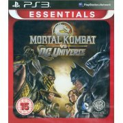 Mortal Kombat vs. DC Universe (Essentials) (Europe)