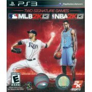NBA 2K13/MLB 2K13 Combo Pack (US)
