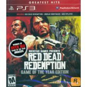 Red Dead Redemption: Game of the Year Edition (Greatest Hits) (US)