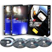 Kashira Moji Initial D Full Throttle Collection Fourth Stage Vol.2 [3DVD+CD] (Japan)