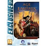 Age of Empires III Complete Collection (Exclusive) (DVD-ROM) (Europe)