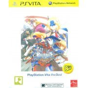 Blazblue: Continuum Shift Extend (Playstation Vita the Best) (English) (Asia)