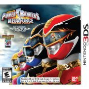 Power Rangers Megaforce (US)