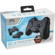 Gioteck GC-2 Wireless Controller (Black) (Europe)
