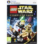 Lego Star Wars: The Complete Saga (DVD-ROM) (Europe)