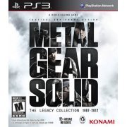 Metal Gear Solid: The Legacy Collection (w/o Artbook) (US)