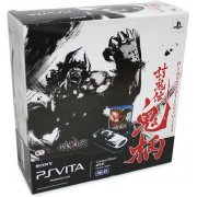 PS Vita PlayStation Vita - Wi-Fi Model (Toukiden Onigara Limited Edition) (Asia)