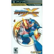Mega Man Maverick Hunter X (Favorites) (US)