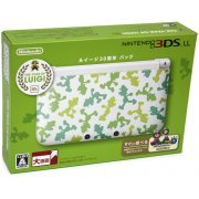 Nintendo 3DS LL (Luigi 30th Anniversary Pack Limited Edition) (Japan)
