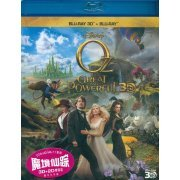 Oz The Great And Powerful [2D+3D] (Hong Kong)