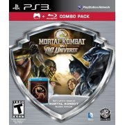 Mortal Kombat vs. DC Universe + Movie (Combo Pack) (US)