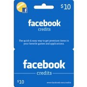 Facebook Card (USD 10 / for US accounts only) Digital digital (US)