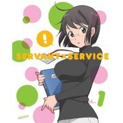 Servant x Service Vol.1 [Blu-ray+2CD Limited Edition] (Japan)