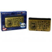 Nintendo 3DS LL [Pokemon X Pack] (Premium Gold) (Japan)
