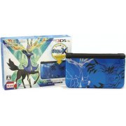 Nintendo 3DS LL [Pokemon X Pack] (Xerneas - Yveltal Blue) (Japan)