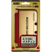 Retro Face Case for 3DS LL (Japan)