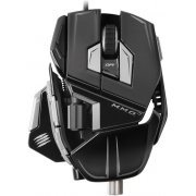 Mad Catz Cyborg M.M.O.7 Gaming Mouse (Glossy Black)