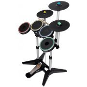 Rock Band 3 Wireless Pro-Drum and Pro-Cymbals Kit (US)
