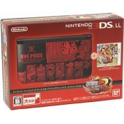 Nintendo 3DS LL - One Piece Unlimited World R Limited Adventure Pack (Luffy Red ver.) (Japan)