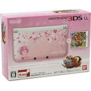 Nintendo 3DS LL - One Piece Unlimited World R Limited Adventure Pack (Chopper Pink ver.) (Japan)