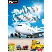 Airport Simulator 2014 (DVD-ROM) (Europe)