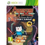 Adventure Time: Explore the Dungeon Because I DON'T KNOW! (Europe)